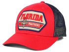 Florida Panthers CCM Hockey NHL Patched Trucker Cap Adjustable Hats