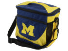 Michigan Wolverines Logo Chair 24 Can Cooler Gameday & Tailgate