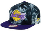 Los Angeles Lakers New Era NBA HWC Ozone Impulse 9FIFTY Snapback Cap Adjustable Hats