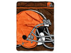 Cleveland Browns The Northwest Company Micro Raschel Throw 46x60