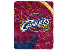 Cleveland Cavaliers The Northwest Company 50x60in Sherpa Throw Bed & Bath