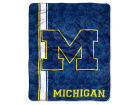 Michigan Wolverines The Northwest Company 50x60in Sherpa Throw Bed & Bath