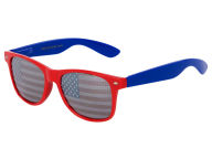 LiDS Eyewear USA Flag Wayfarer Sunglasses