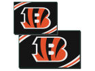 Cincinnati Bengals The Northwest Company 2pc Rectangle Bath Rug Set Bed & Bath
