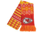 Kansas City Chiefs Forever Collectibles Ugly Sweater Acrylic Scarf Apparel & Accessories