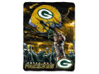 Green Bay Packers The Northwest Company 60x80 Raschel Throw Bed & Bath