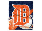 Detroit Tigers The Northwest Company 50x60in Sherpa Throw Bed & Bath