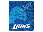 Detroit Lions The Northwest Company 50x60in Sherpa Throw Bed & Bath