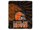 Cleveland Browns The Northwest Company 50x60in Sherpa Throw Bed & Bath