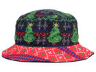 LIDS Private Label PL Ugly Christmas Reversible Bucket Hats