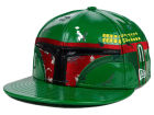 Star Wars Boba Fett Star Wars 2014 Big Face 59FIFTY Cap Fitted Hats