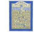 Kentucky Wildcats How to Be Table Top Canvas Collectibles