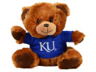 Kansas Jayhawks Forever Collectibles 7.5inch Premium Plush Jersey Bear Toys & Games