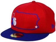 New Era NBA HWC States 59FIFTY Cap Fitted Hats
