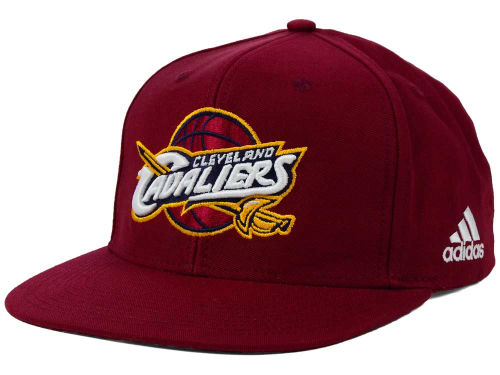 Cleveland Cavaliers adidas NBA Cavs Chase Snapback Hats