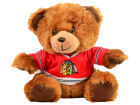 Chicago Blackhawks Forever Collectibles 7.5inch Premium Plush Shirt Bear Toys & Games