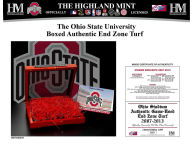 Highland Mint 7x7 Turf Box Red Collectibles