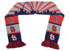 St. Louis Cardinals Forever Collectibles Acrylic Knit Scarf Skyline Apparel & Accessories