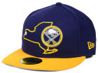 Buffalo Sabres New Era NHL States 59FIFTY Cap Fitted Hats