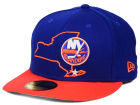 New York Islanders New Era NHL States 59FIFTY Cap Fitted Hats