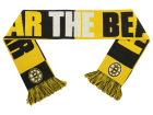 Boston Bruins Forever Collectibles Slogan Scarf Apparel & Accessories