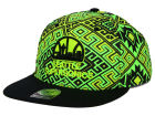 Seattle SuperSonics '47 NBA HWC Bissau Snapback Cap Adjustable Hats