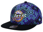 Utah Jazz '47 NBA HWC Bissau Snapback Cap Adjustable Hats
