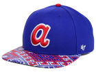 Atlanta Braves '47 MLB Coop Moroc '47 Pro Fitted Cap Hats