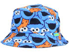 Sesame Street Cookie Monster Sublilmated Bucket Hat Hats