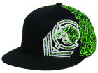 Metal Mulisha Status Flat Flex Cap Stretch Fitted Hats