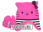 Hello Kitty Disco Bow Toddler Peruvian Knit Hats