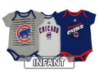 Chicago Cubs Majestic MLB Infant 2015 TP 3 Piece Set Infant Apparel