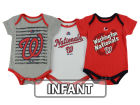 Washington Nationals Majestic MLB Infant 2015 TP 3 Piece Set Infant Apparel