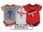 Philadelphia Phillies Majestic MLB Infant Team Player 3-piece Set Infant Apparel