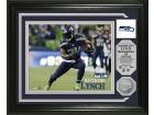 Seattle Seahawks Marshawn Lynch Highland Mint Photo Mint Coin-Bronze Collectibles