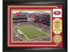 San Francisco 49ers Colin Kaepernick Highland Mint Photo Mint Coin-Bronze Collectibles