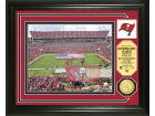 Tampa Bay Buccaneers Highland Mint Photo Mint Coin-Bronze Collectibles