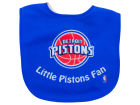 Detroit Pistons Wincraft All Pro Baby Bib Newborn & Infant