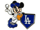 Los Angeles Dodgers Aminco Inc. Mickey Leaning Pin Luggage, Backpacks & Bags