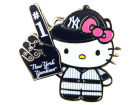 New York Yankees Aminco Inc. Hello Kitty #1 Fan Pin Pins, Magnets & Keychains