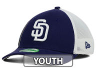 New Era MLB Kids Double Mesh 39THIRTY Cap Stretch Fitted Hats