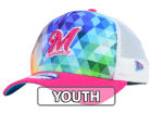 Milwaukee Brewers New Era MLB Youth Gem Trucker 9FORTY Cap Adjustable Hats