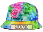 Chicago Cubs New Era MLB Kids Gem Bucket Hats