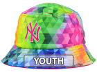 New York Yankees New Era MLB Kids Gem Bucket Hats