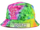 San Francisco Giants New Era MLB Kids Gem Bucket Hats