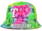 Texas Rangers New Era MLB Kids Gem Bucket Hats