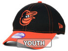 Baltimore Orioles New Era MLB Junior Fundamental Diamond Era 9FORTY Cap Adjustable Hats