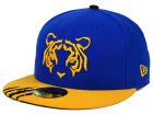Mexico Cara Tigre Visor Scratch 59FIFTY Cap Fitted Hats