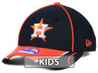 Houston Astros New Era MLB Junior Fan Wave Diamond Era 9FORTY Cap Adjustable Hats