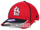 St. Louis Cardinals New Era MLB Junior Fan Wave Diamond Era 9FORTY Cap Adjustable Hats